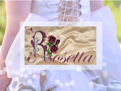 Portfolio Sartoria Rosetta