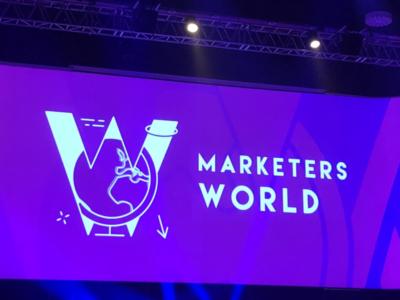 Marketers World 2018 Dario Vignali