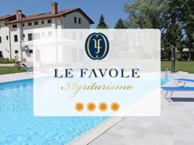 Portfolio sito web Le Favole agriturismo Sacile