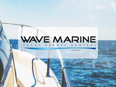 Portfolio sito web Wave Marine radiocomandi per yacht