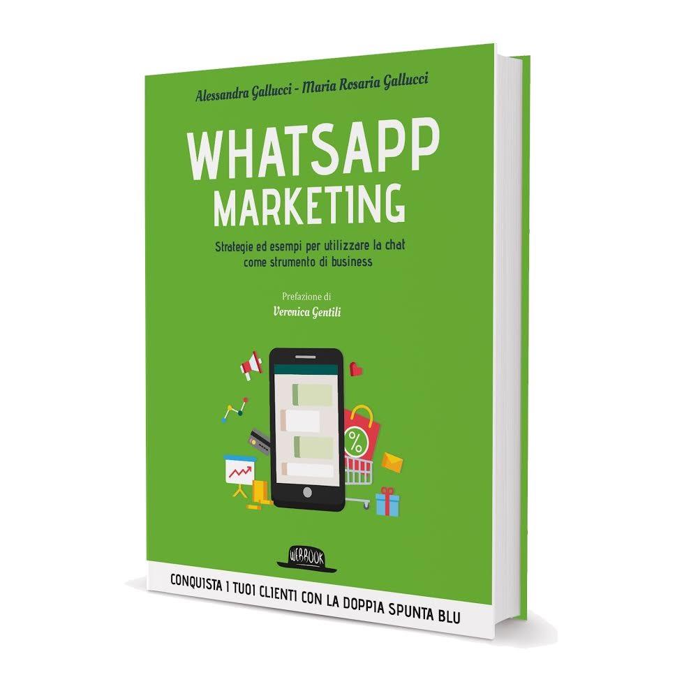 Libro WhatsApp marketing Gallucci