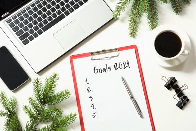 lista buoni propositi 2021